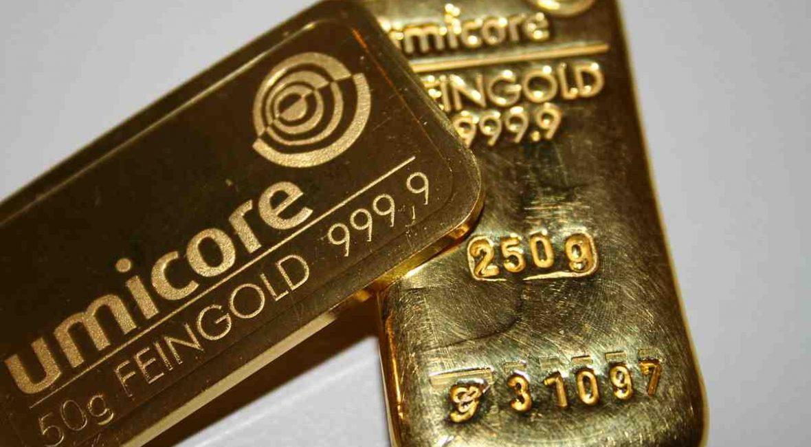 Oro: prosigue la escalada