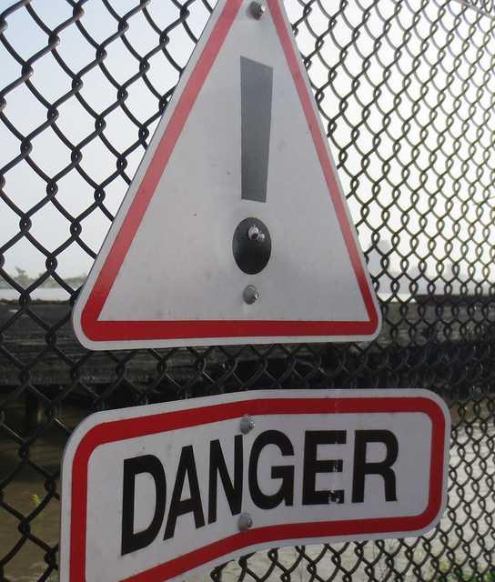 Bolsas mundiales: peligro