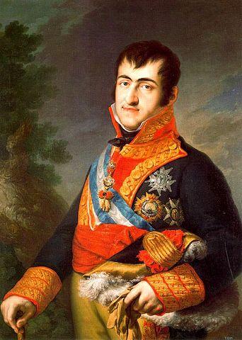 342px-Fernando_VII_-_Vicente_López