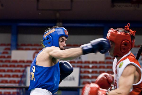 Campeonato de España de boxeo olímpico